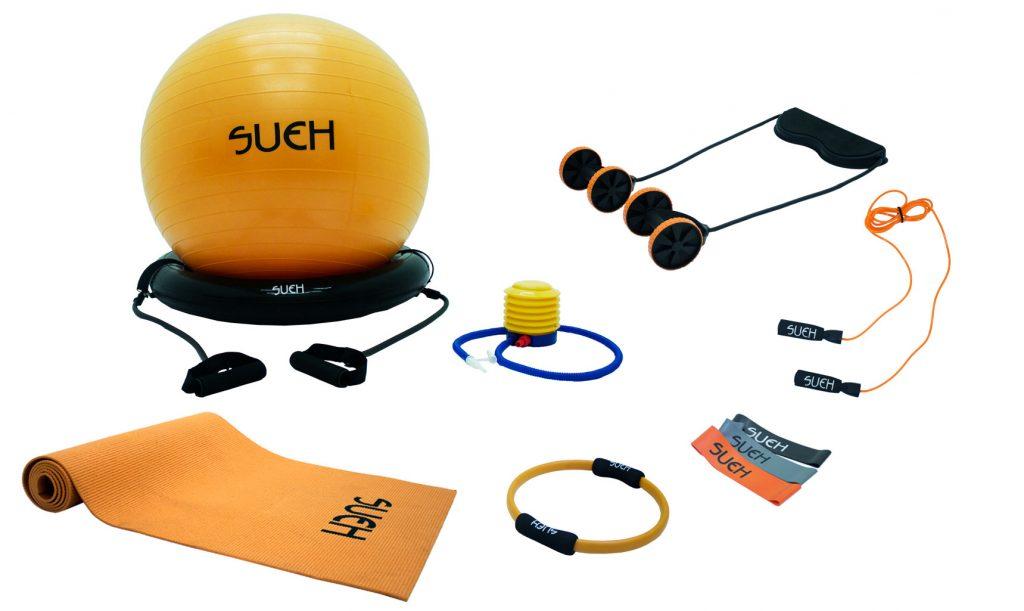 8 em 1 kit completo de fitness